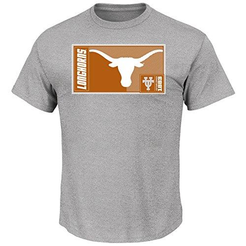 NCAA University of Texas Austin Men's Aerial Assault Tee