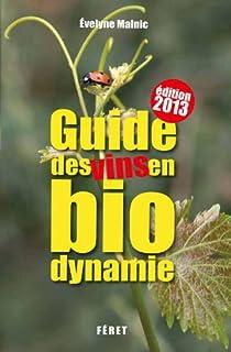 Guide des Vins en Biodynamie par Malnic