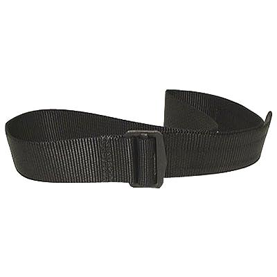 Voodoo Tactical Nylon BDU Belt, Black, Medium
