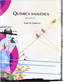 quimica analitica 6ed: GARY D. CHRISTIAN: 9789701072349: Amazon.com: Books