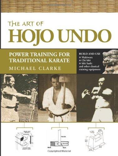The Art of Hojo Undo: Power Training for Traditional Karate [Clarke, Michael] (Tapa Blanda)