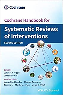 Cochrane Handbook for Systematic Reviews of Interventions (Wiley Cochrane SeriesA A )