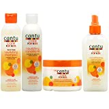 8 to 10 leave in conditioner - Cantu Care for Kids Shampoo + Conditioner + Leave-in Conditioner + Detangler