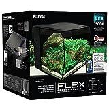 Fluval FLEX 34L 9 Gallon Nano Glass Aquarium Kit review