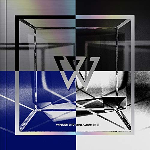 WINNER 2nd Mini Album - WE [ RANDOM Ver. ] CD + Photobook + Postcard + Polaroid Card + Photocard Set + FREE GIFT / K-pop Sealed (Postcards Hobby)
