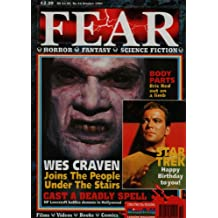 Fear: Fantasy, Horror and Science Fiction #34 (October 1991)