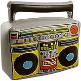 Radio Cassette Hinchable Blue Banana (Gris)