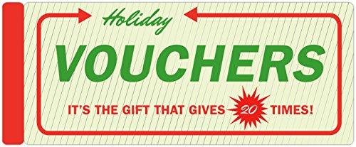 Knock Knock Holiday Vouchers (10129) ()