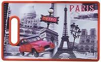 Cuisinart CCB-3DPAR 3-D City Collection Paris Cutting Board