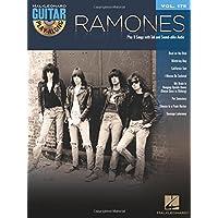 Ramones: Guitar Play-Along Volume 179 [With CD (Audio)]
