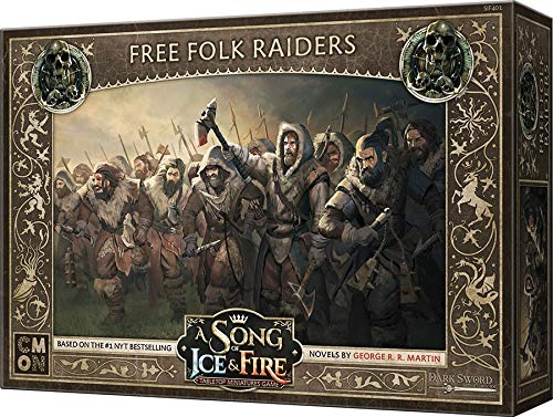 - A Song of Ice & Fire: Free Folk Raiders