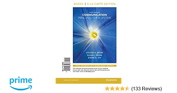 Amazon communication principles for a lifetime books a la amazon communication principles for a lifetime books a la carte edition plus revel access card package 6th edition 9780134149165 steven a fandeluxe Images