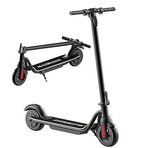 TB-Scooter Patinete Eléctrico de 250 W, 3 Modos de Velocidad ...