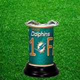 MIAMI DOLPHINS TART WARMER - FRAGRANCE LAMP - BY TAGZ SPORTS