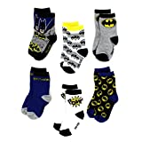 Best batman Toddler Shoes For Boys - Batman Toddler 6 pack Crew Socks Review