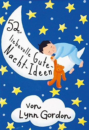 52 Liebevolle Gute-Nacht-Ideen. Packung mit 52 Karten