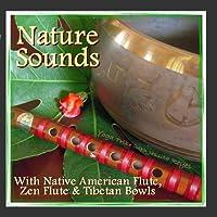 Nature Sounds with Native American Flute, Tibetan Bowls & Zen Flutes (for massage...