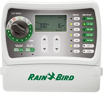 Rain Bird CPRSDBEX Wired Rain Sensor with Mounting Bracket and Wire Pack of 2