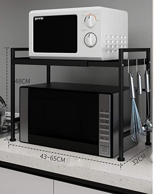 Plataforma telescópica soporte multifunción/cocina/estante para ...