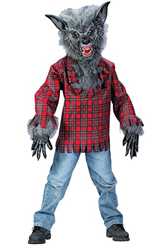 Werewolf Kids Costumes (Child Werewolf Costume)