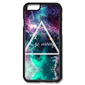 Alice7 Night Sky Words Away Case For Iphone 6 by Maris's Diary