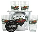 NHL Minnesota Wild Gift Bucket
