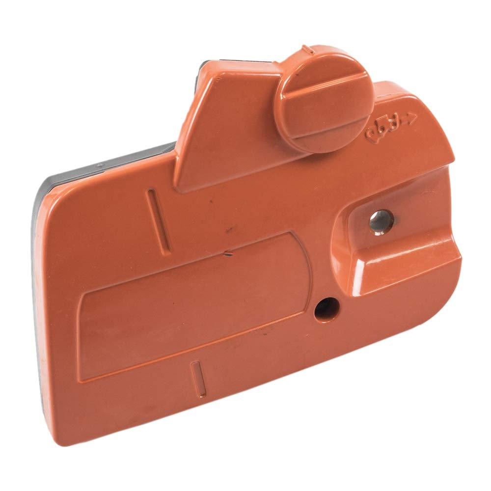 Husqvarna 501388201 Chainsaw Bar Chain Brake 435 Clutch Cover Assembly, Orange by Husqvarna