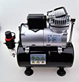 Airbrush Compressors Review and Comparison