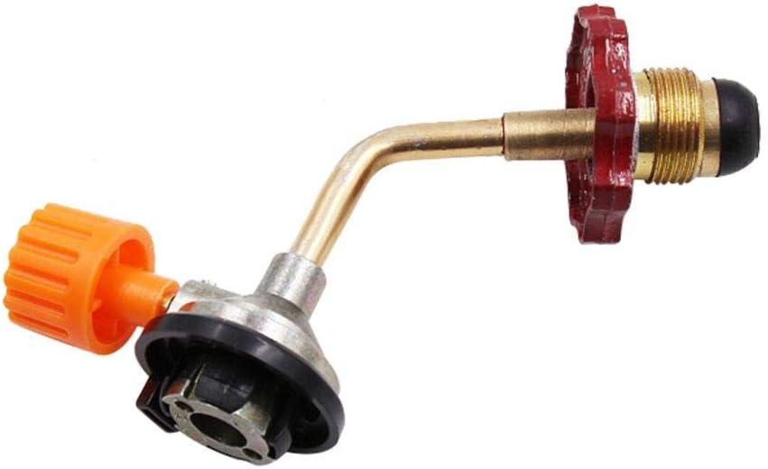 fervortop Adaptador para válvula Hinchable para Cilindro de ...