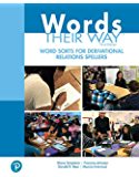 Words Their Way Word Sorts for Derivational Relations Spellers (What's New in Literacy)