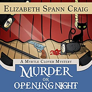 Murder on Opening Night Audiobook