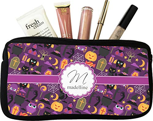 Halloween Makeup/Cosmetic Bag - Small (Personalized)]()