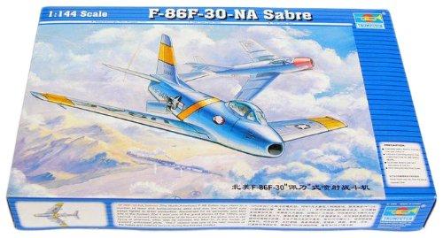 Trumpeter 1/144 F86F30 Saber Jet