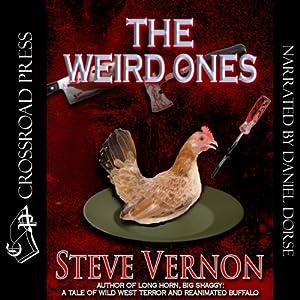 The Weird Ones Audiobook