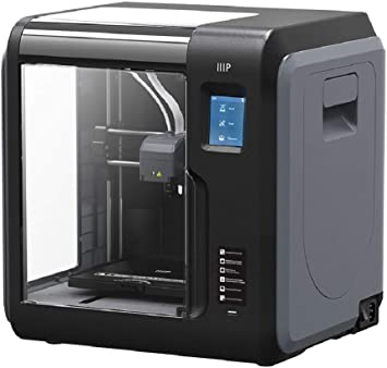Monoprice MP Voxel 3D Printer, Fully Enclosed, Easy Wi-Fi, Touch ...