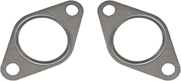 2x Stainless Steel Replacement Gaskets For 35mm /& 38mm Wastegates Pair