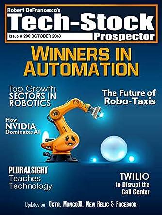 Tech-Stock Prospector Kindle Edition