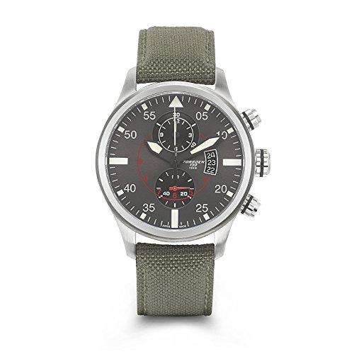 Torgoen Swiss Men's T33401 Pilot Watch