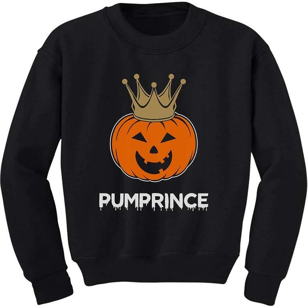 Halloween PumpPrince Funny Jack O/' Lantern Pumpkin Toddler Hoodie
