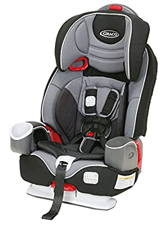 Amazon.com : Graco Nautilus 3-in-1 Car Seat - vo : Baby