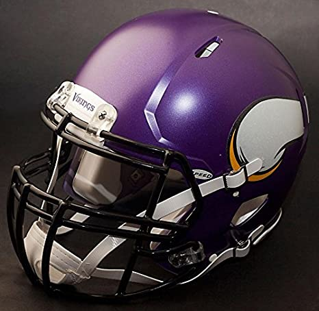 Amazon.com: Riddell Speed MINNESOTA VIKINGS NFL REPLICA ...
