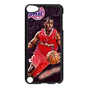NBA All-Star Game MVP Los Angeles Clippers Chris Paul CP3 Ipod Touch 5th Customized Hard Cover Case Kimberly Kurzendoerfer