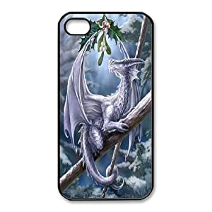 Custom Case Dragon For iPhone 4,4S A2Z8Q3336