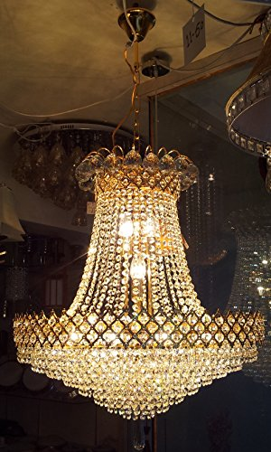 S m arcade grand crystal chandelier in under rs 10000 delivered to s m arcade grand crystal chandelier in under rs 10000 delivered to your doorstep sm 52 a1db amazon home kitchen aloadofball Images