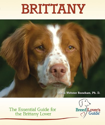 Dog Breed Brittany Spaniel - Brittany (Breedlover's Guide)