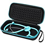 Hard Case for 3M Littmann Stethoscope - Includes Mesh Pocket for Accessories. by COMECASE