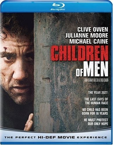 Children of Men [Blu-ray] by Universal Studios Home Entertainment