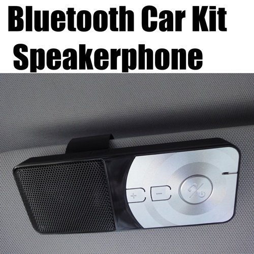 Bluetooth Handsfree In-car Visor Kit for All Samsung Phones, Best Gadgets
