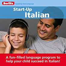 Start-Up Italian Audiobook by  Berlitz