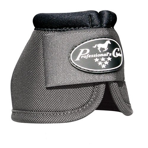 (Professional's Choice Ballistic Overreach Boots Largre Charcoal)
